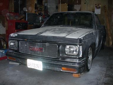 hotrod87s10s 1987 Chevy S-10 photo