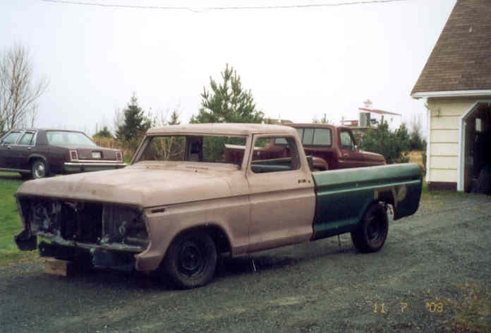 1Fine792Bs 1979 Ford  F150 photo