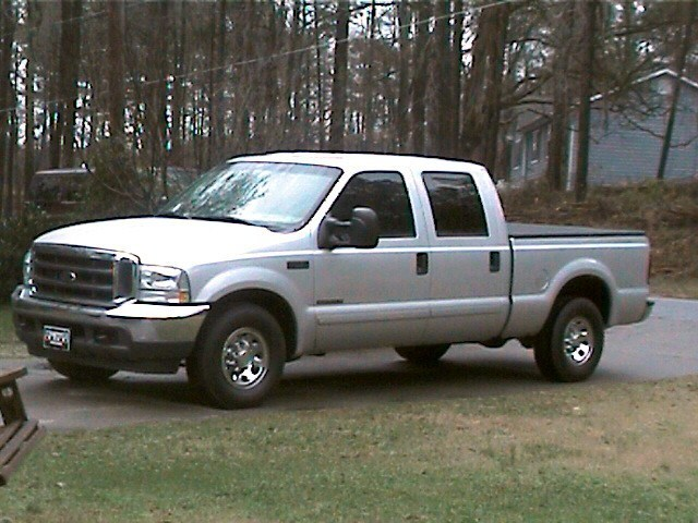 johnny5s 2003 Ford  F250 photo