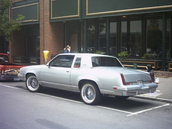 SVKLOWNs 1984 Oldsmobile Ctlss Supreme photo