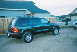 Mexylovers 1998 Dodge Durango photo thumbnail