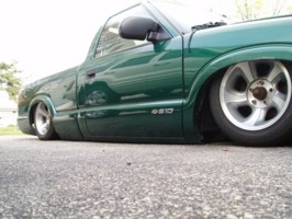 the501cliques 1999 Chevy S-10 photo thumbnail