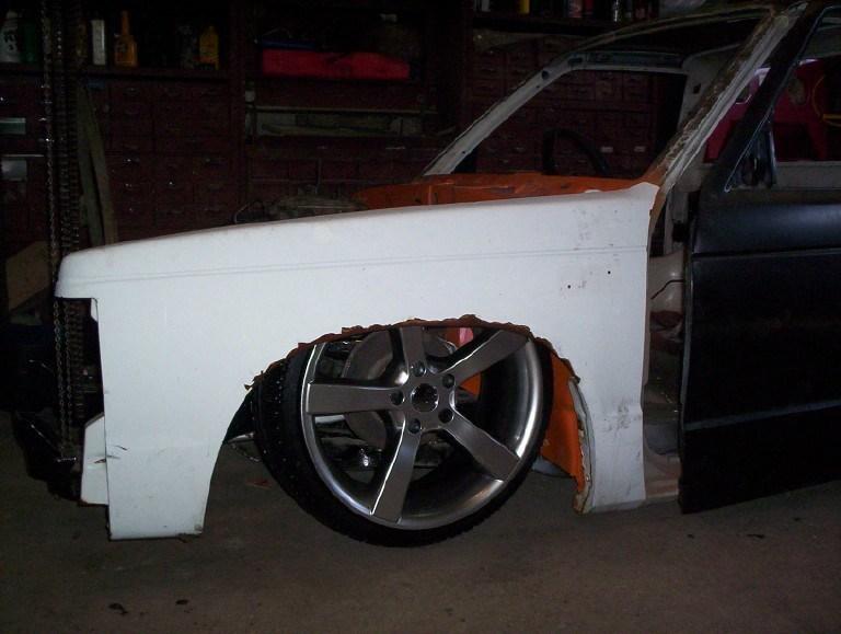 SmooveMids 1985 Chevy S-10 photo