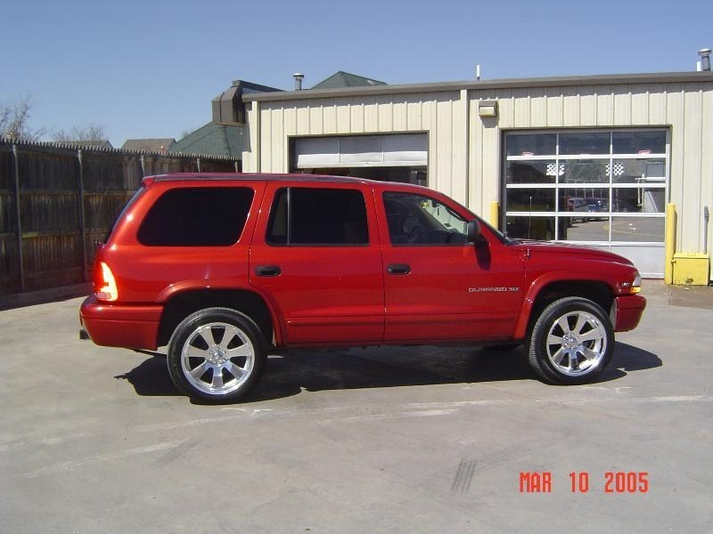 driveanangos 1999 Dodge Durango photo