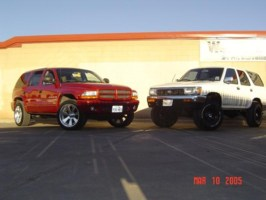 driveanangos 1999 Dodge Durango photo thumbnail