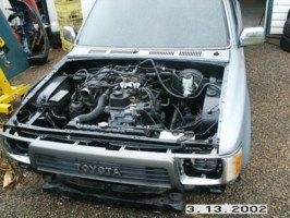 wesydes 1991 Toyota 4Runner photo thumbnail