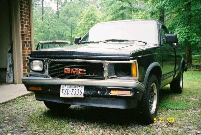 gleveres 1993 GMC Sonoma photo