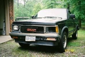 gleveres 1993 GMC Sonoma photo thumbnail