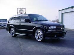 bigballabalchs 2001 Chevy Blazer Xtreme photo