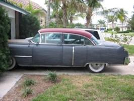 Drgnbxchvys 1954 Cadillac Sedan De Ville photo thumbnail