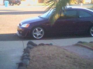 Crazyjs 2001 Honda Civic Hatchback photo