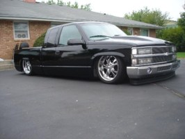 LOWCHEVEs 1997 Chevy Full Size P/U photo thumbnail