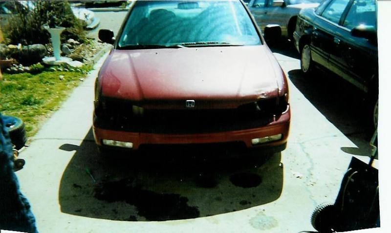 shavedaccord94s 1994 Honda Accord photo