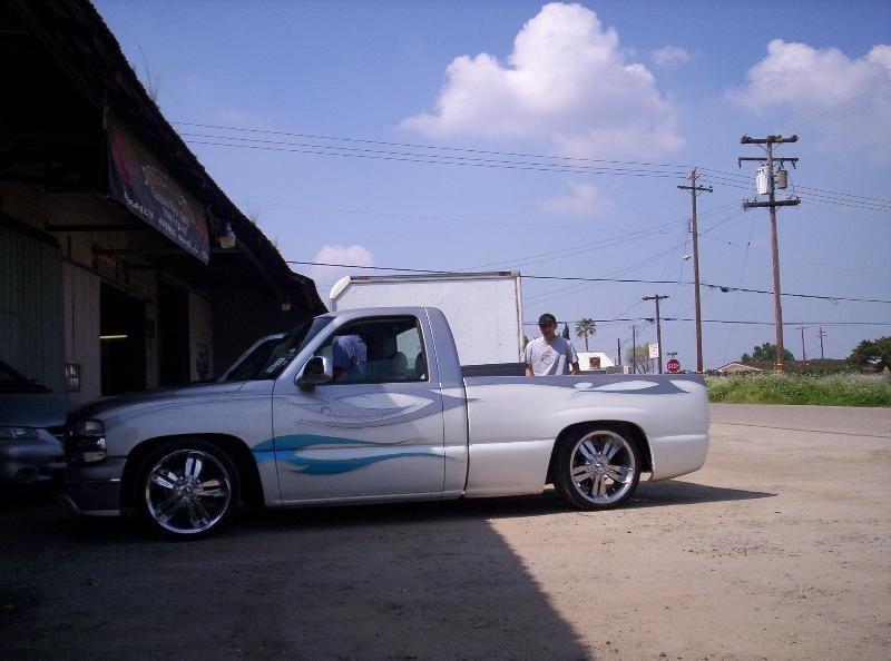 felipes2tones 2002 Chevrolet Silverado photo