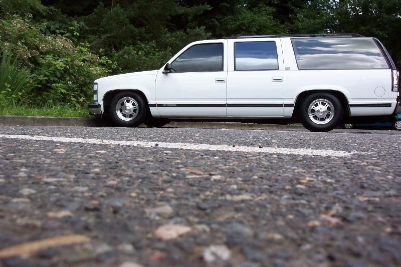 padges 1994 Chevrolet Suburban photo
