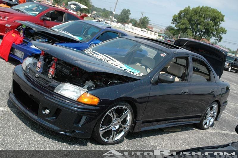 Dream Setter GLs 1995 Mazda Protege photo