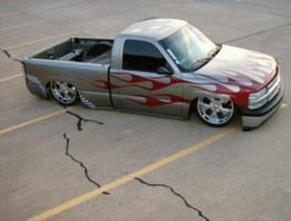 fstdriver74s 2000 Chevrolet Silverado photo thumbnail