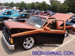 draggin84s 1984 Chevy S-10 photo