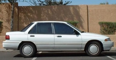 Kaarsts 1991 Mercury Tracer  photo thumbnail