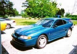 surfermk9s 1995 Ford Mustang photo
