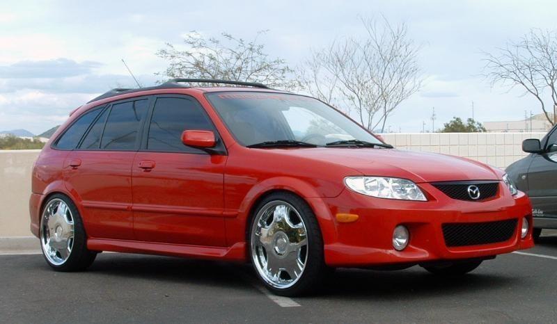 ahabs 2002 Mazda Protege 5 Wagon photo
