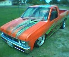 fasbagnisss 1989 Nissan Hard Body photo thumbnail