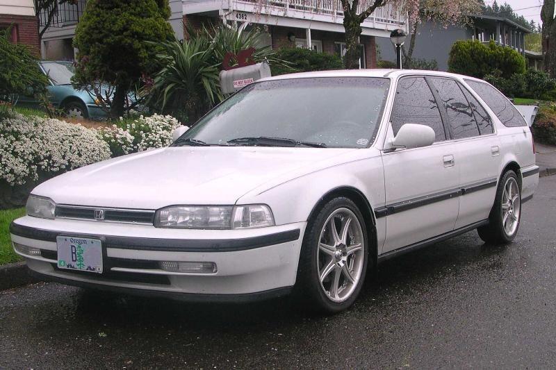 Tow Mes 1992 Honda Accord Wagon photo