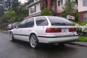 Tow Mes 1992 Honda Accord Wagon photo thumbnail