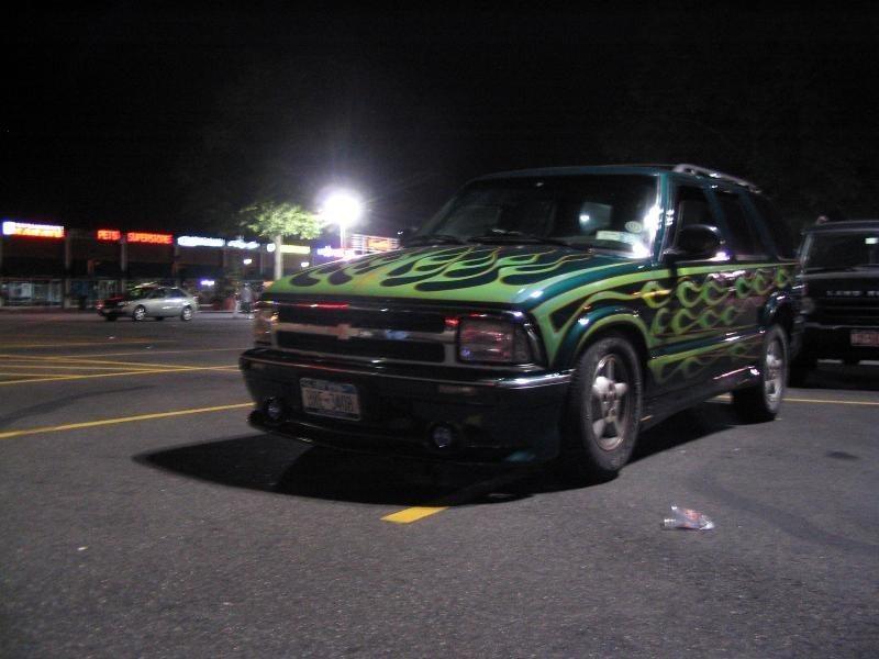 CrazyHorses 1996 Chevrolet Blazer photo