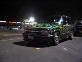 CrazyHorses 1996 Chevrolet Blazer photo thumbnail