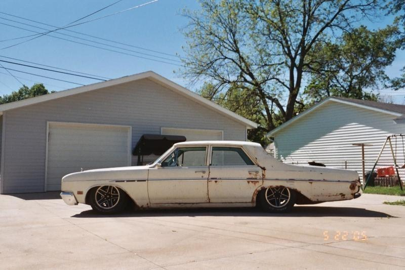 bagged86s 1965 Buick Special photo