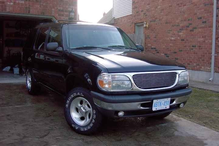 SPENYGsXs 1998 Ford  Explorer photo