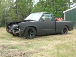 railin4lifes 1989 Chevy S-10 photo thumbnail