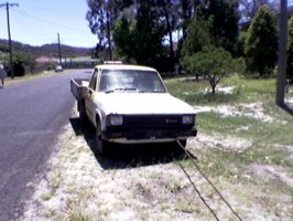 tommy bs 1980 Toyota 2wd Pickup photo thumbnail