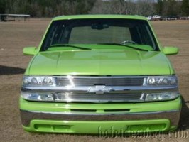 NOTLONUFs 1997 Chevrolet Tahoe photo thumbnail