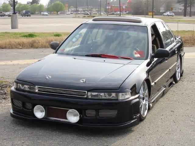 Accordtuckin18ss 1991 Honda Accord photo