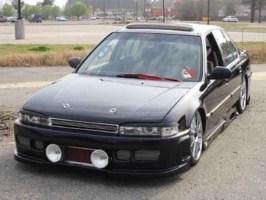 Accordtuckin18ss 1991 Honda Accord photo thumbnail