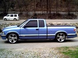 MOBESs 1997 Chevy S-10 photo thumbnail
