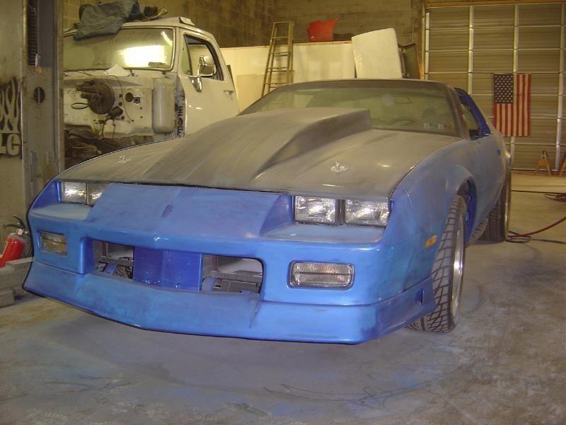 madmikes 1991 Chevy Camaro photo
