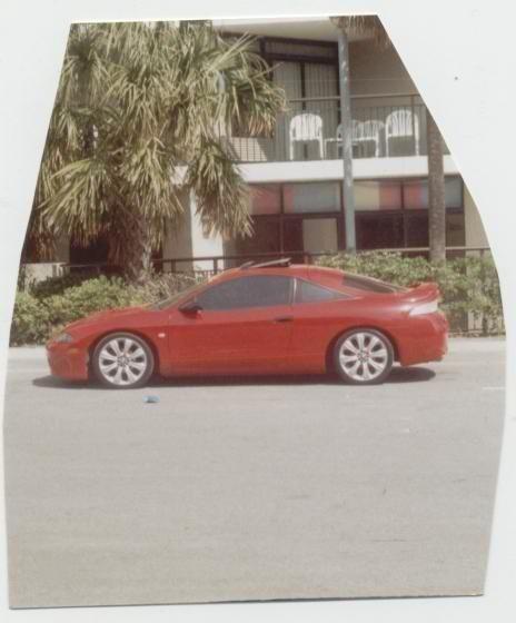 MrBounceD2Ps 1997 Mitsubishi Eclipse photo