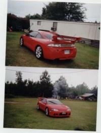 MrBounceD2Ps 1997 Mitsubishi Eclipse photo thumbnail