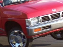 crznlos 1993 Nissan Hard Body photo thumbnail