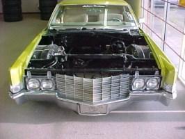 wheels580s 1969 Cadillac De Ville photo thumbnail