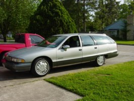 98L150s 1991 Chevrolet Caprice Wagon photo thumbnail