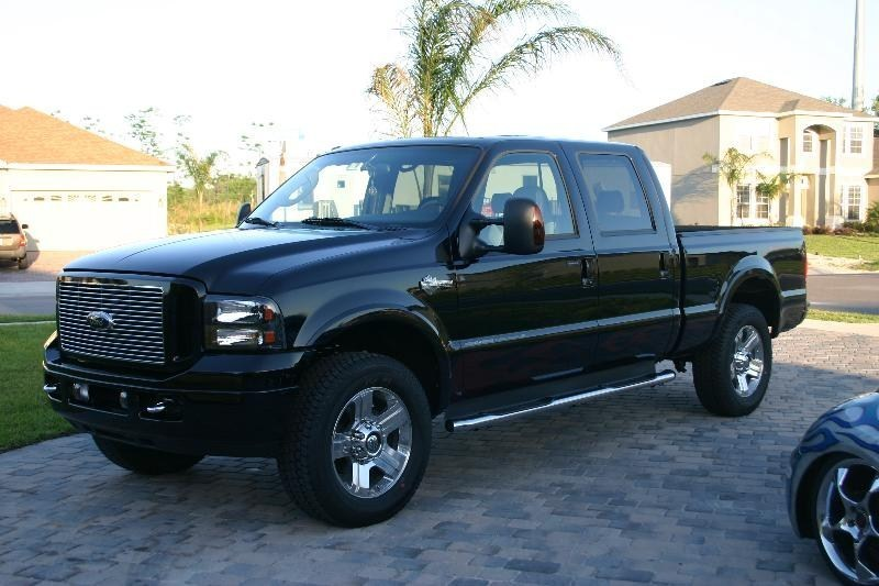 BANKSFLEETs 2005 Ford  F250 photo