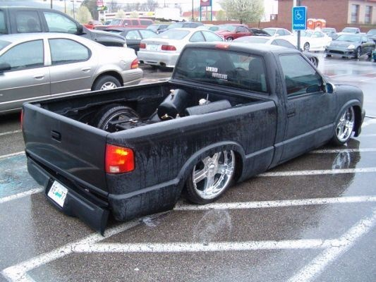 TheSideShows 1995 Chevy S-10 photo