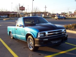 TheSideShows 1995 Chevy S-10 photo thumbnail