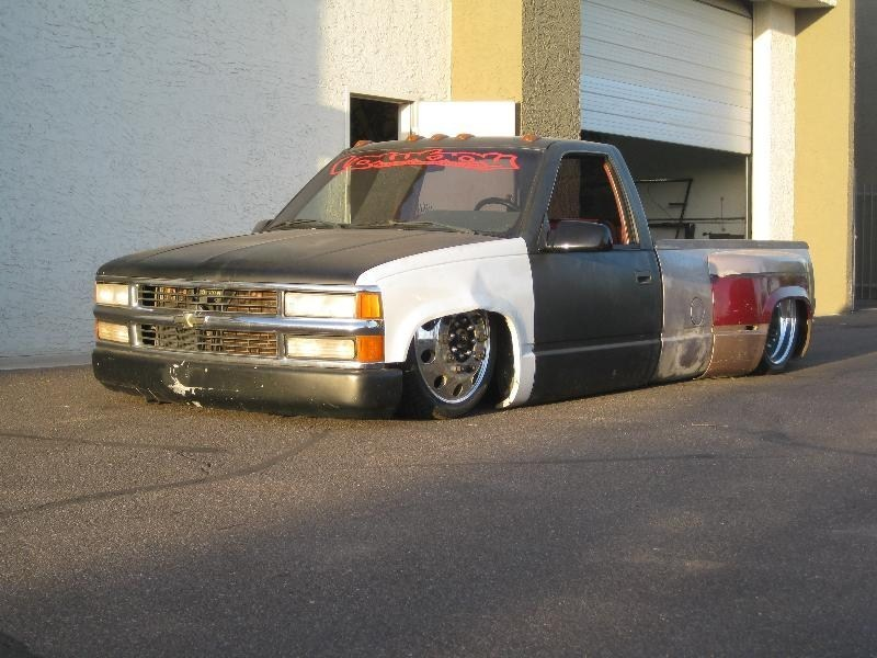 lowboy msportss 1988 Chevy Dually photo