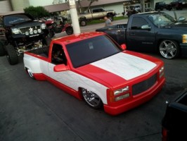lowboy msportss 1988 Chevy Dually photo thumbnail