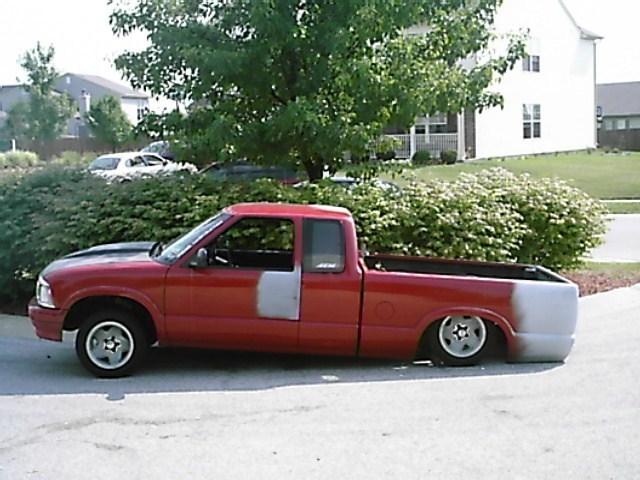 sdimemans 1997 Chevy S-10 photo